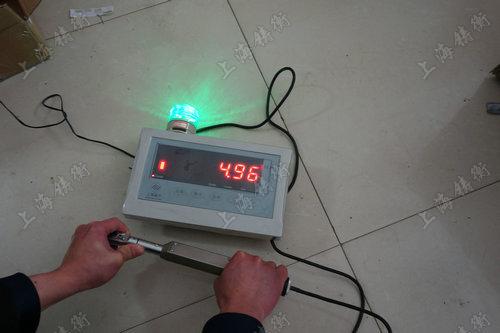 特殊定制的带数字显示的力矩扳手