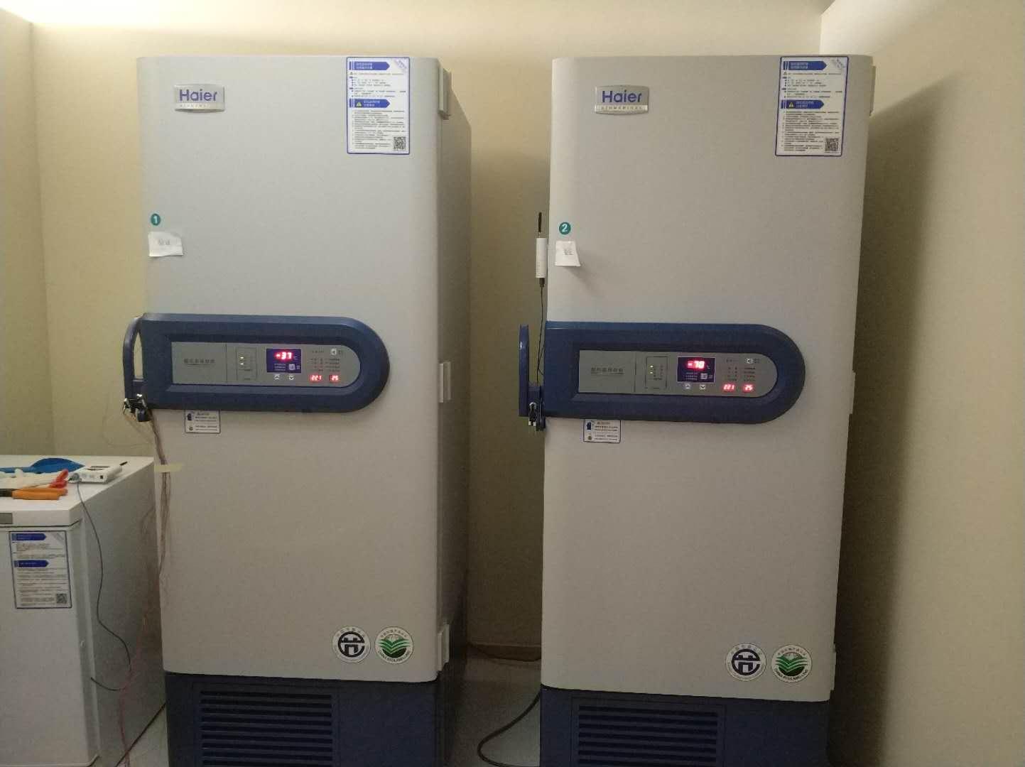 冰箱温度验证