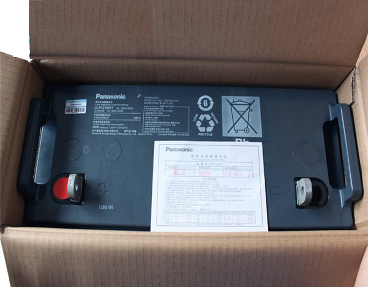 包邮沈阳松下12伏v120ah蓄电池电瓶新品价格