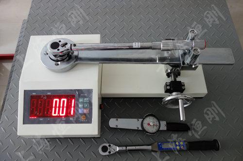 小扭力扳手检测仪图片