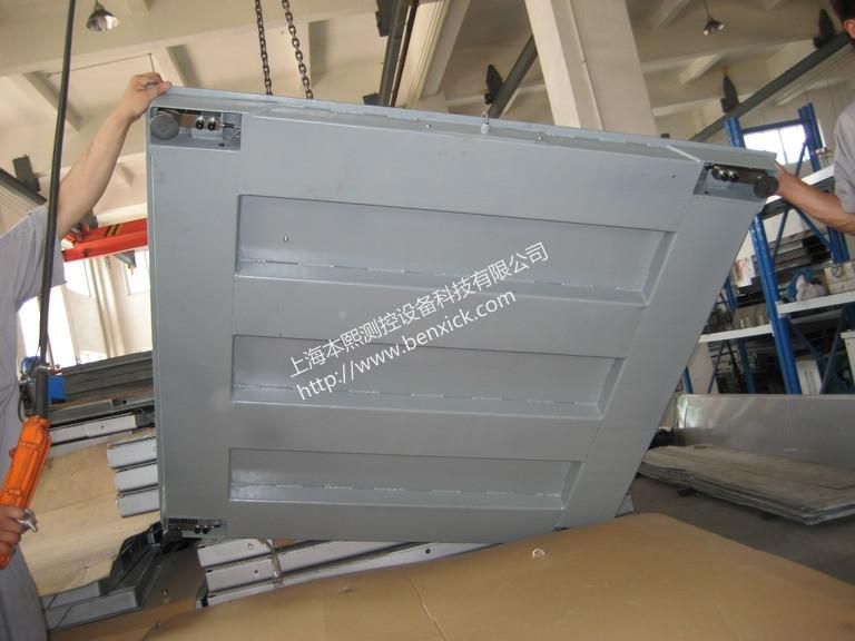 <strong>长沙电子小地磅1-5吨平台秤厂家销售</strong>