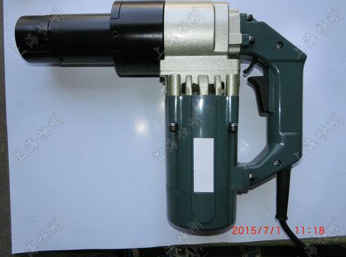 高强螺栓的扭剪扳手