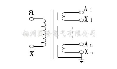 励磁变压器原理图