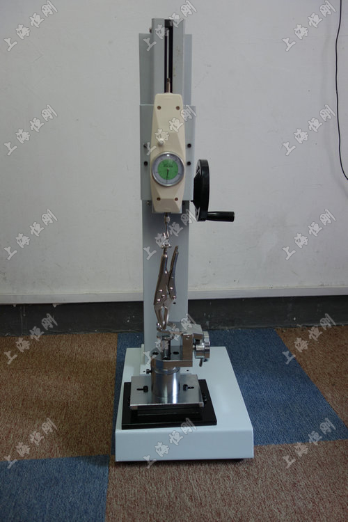 纽扣强力测试仪