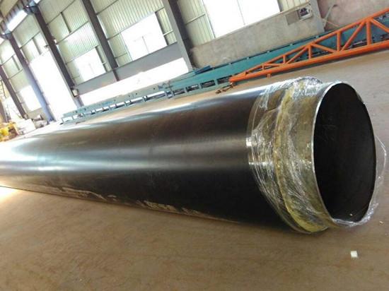 聚氨酯保温塑套钢直埋管