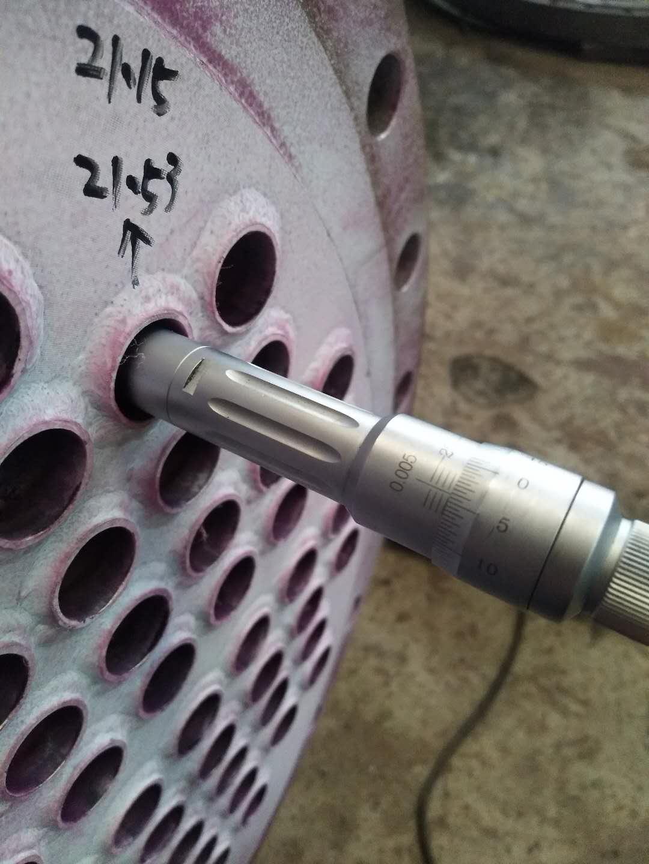szy 液压胀管器工程图片
