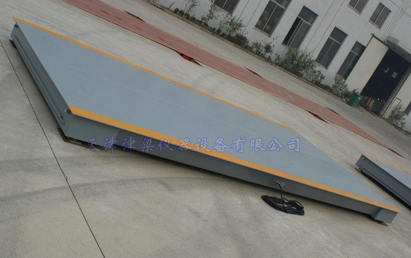 天津河北200吨地磅/200吨地磅厂家称体结构和地磅规格