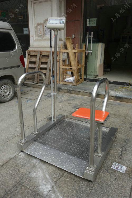 连接电脑轮椅秤