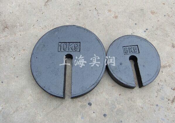 铸铁材料砝码