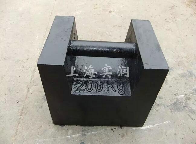 200公斤砝码