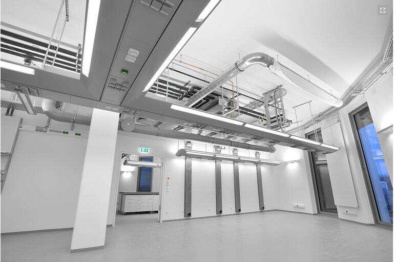 PCR实验室_实验室设计_实验室建设_实验室装修_实验室家具厂家_广州环扬实验室系统科技有限公司_实验台厂家_通风柜