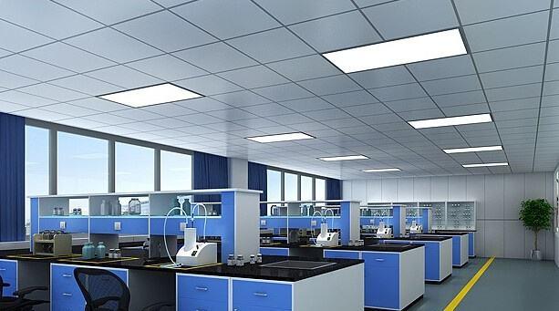 PCR实验室_广州环扬实验室_实验室建设_设计_装修_实验台厂家