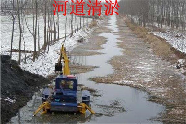 泥浆泵清淤-池州市河道清淤工程队_河道清淤-江苏海龙