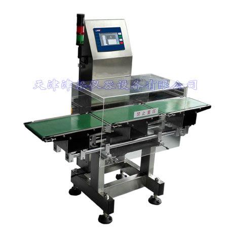 分量检测机100组配方数7英寸触摸屏把持器多种剔摒除方法