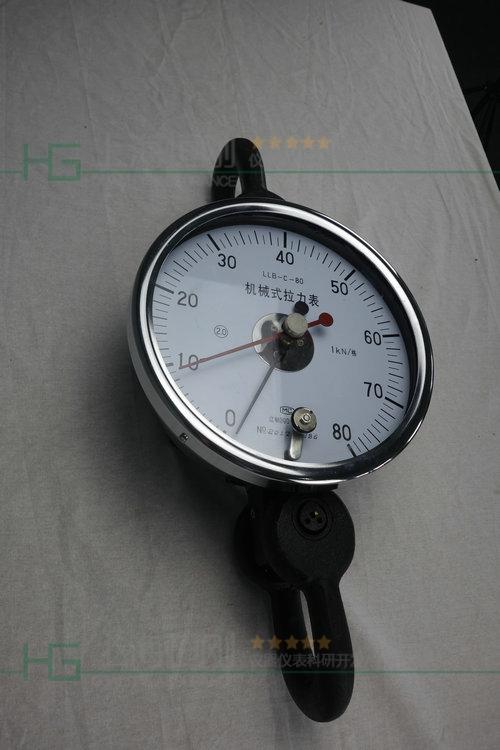 机械式测拉力仪器