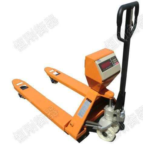 电子铲车秤