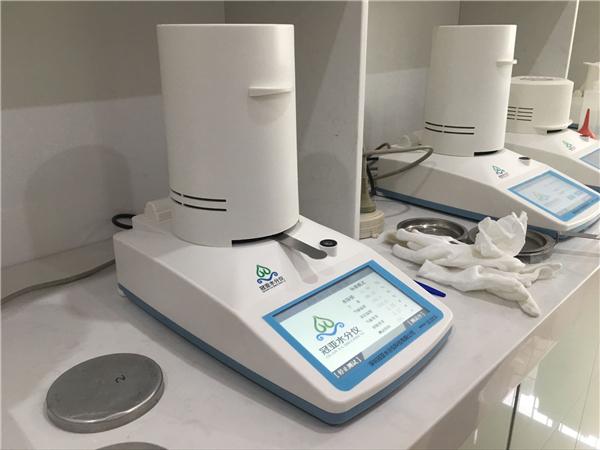气相白炭黑含水率检测仪