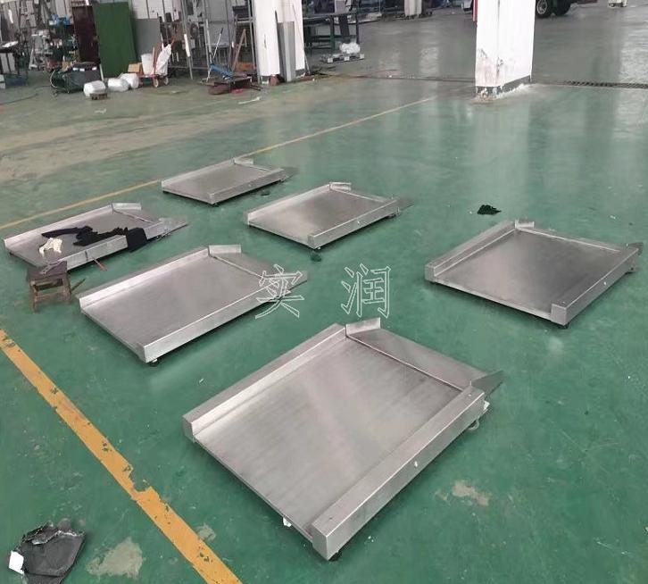 2吨平台秤生产厂家