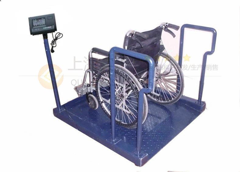 高精度輪椅秤