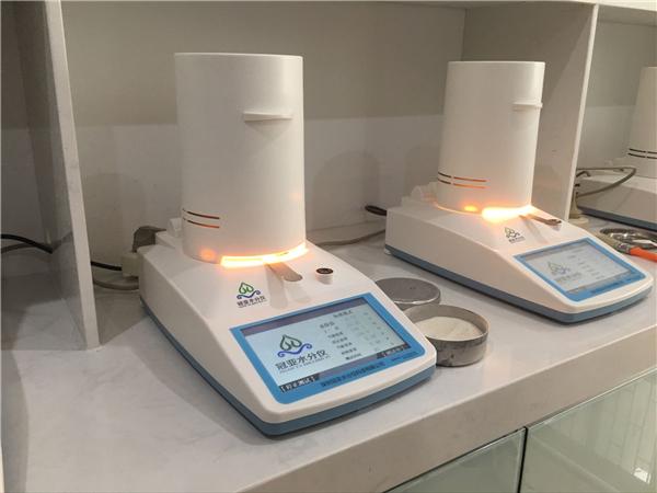 重质碳酸钙水分分析仪