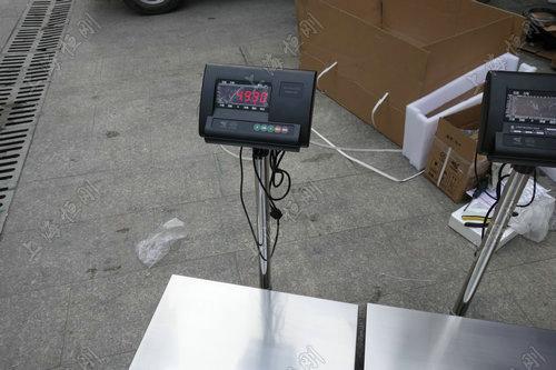 高精度计重电子台秤