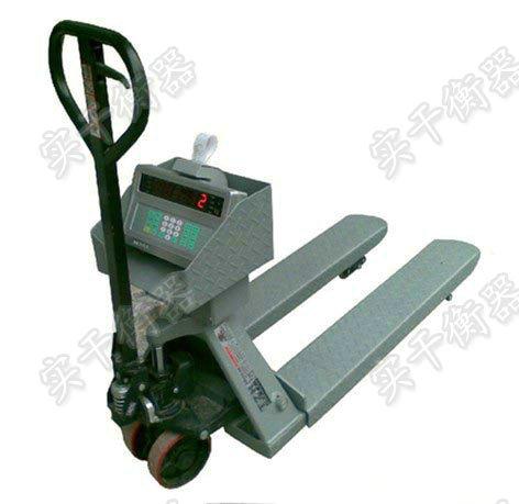 铲车电子秤带打印