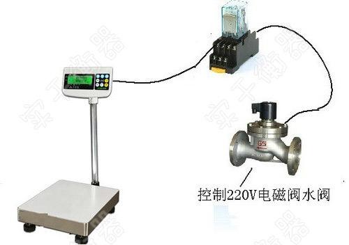 工业电子台秤