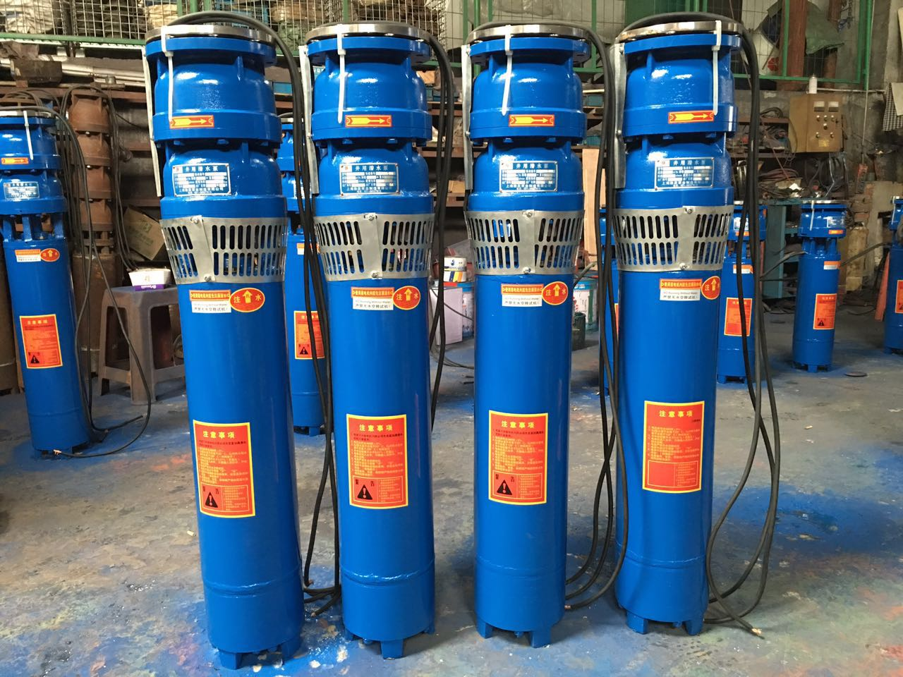 高温深井泵