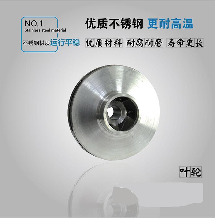 ZCQ自吸式磁力驱动泵叶轮