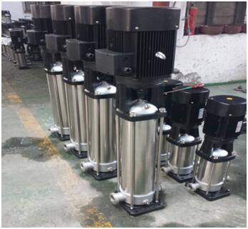 整体不锈钢材质的QDL12-180泵