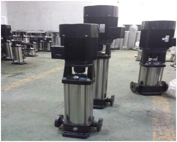 过流部件不锈钢材质的CDL16-8泵