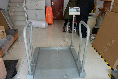 医用透析轮椅秤