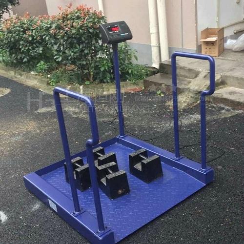 体重轮椅秤