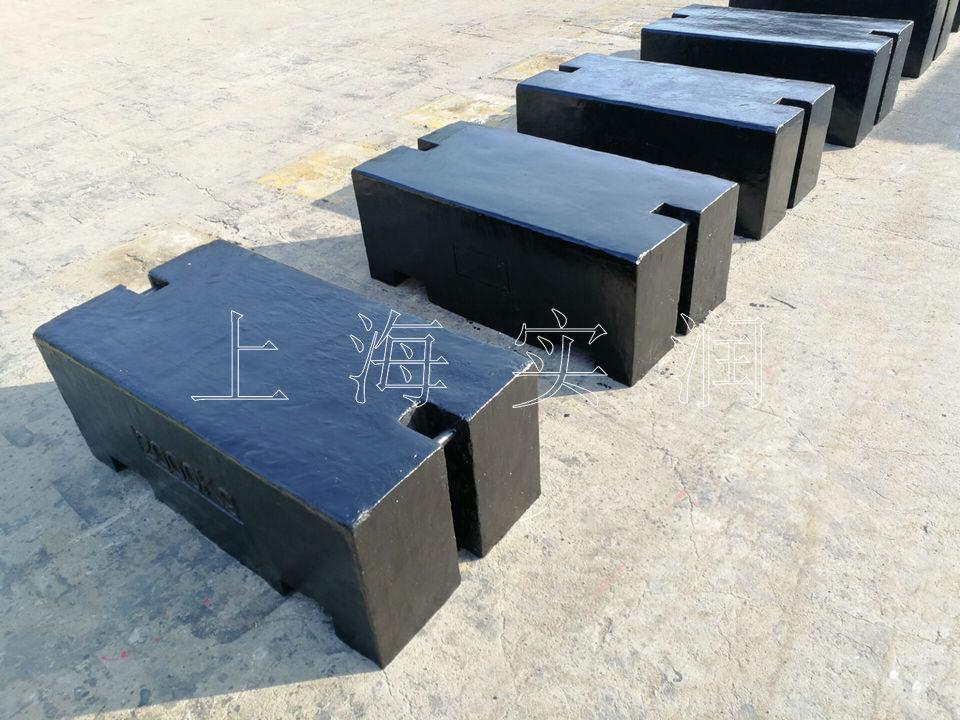500公斤标准法码