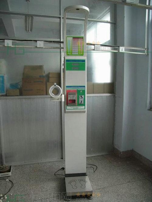 体检科身高体重测量仪