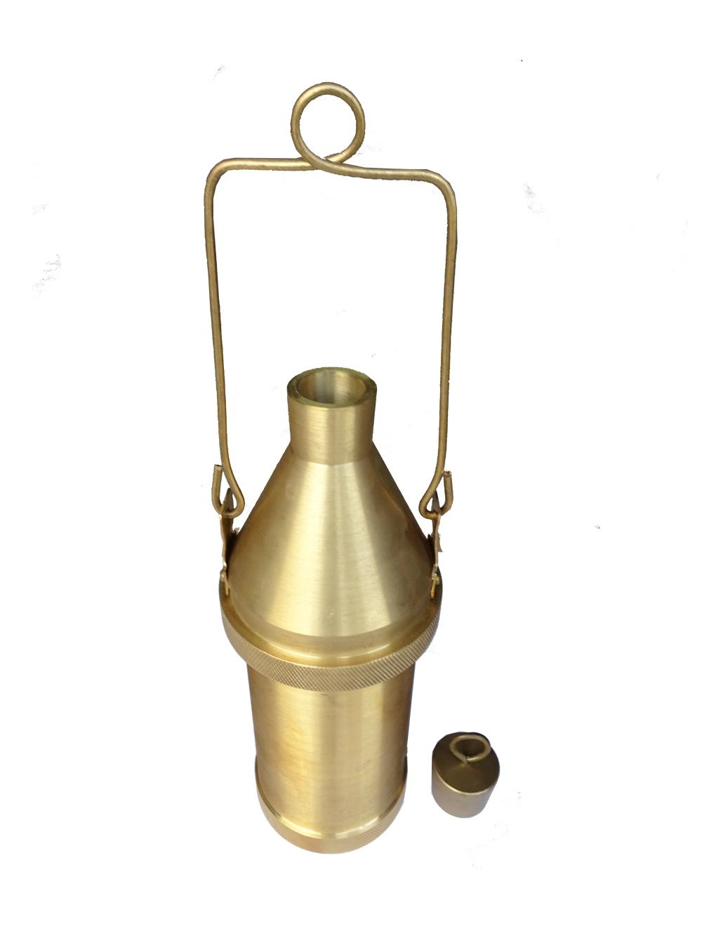 铜材质石油液体可卸式取样器