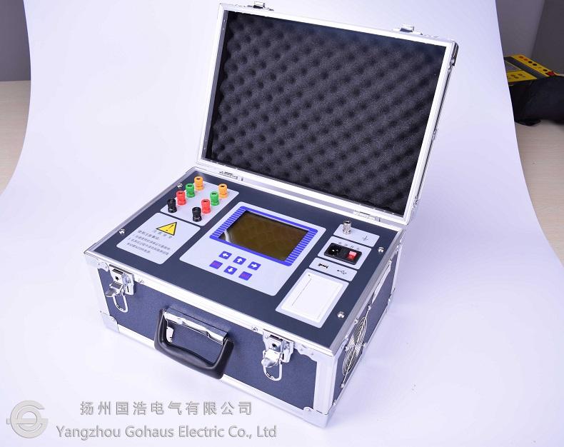 GHR6320三通道直流电阻测试仪产品实拍