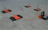 4块称重板便携式轴重仪,静态4板1表轴重称