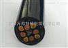 RLR 4*10+4*4耐磨耐腐蚀带钢丝抗拉垃圾吊抓斗电缆