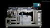 性能曲线测定及孔板流量计标定实验装置