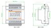 AMC16-DETT基站通信用直流電能計量模塊
