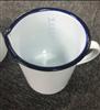 500ml 1000ml搪瓷烧杯 量杯