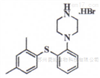 Vortioxetine hydrobromide